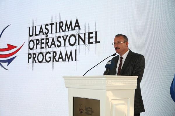 Ulaştırma Operasyonel Programı fotoğraflarla tanıtılıyor.